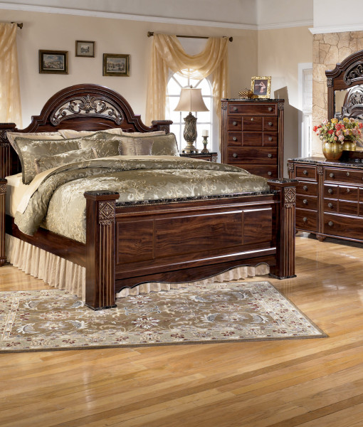 Gabriela Queen Size Bedroom Set